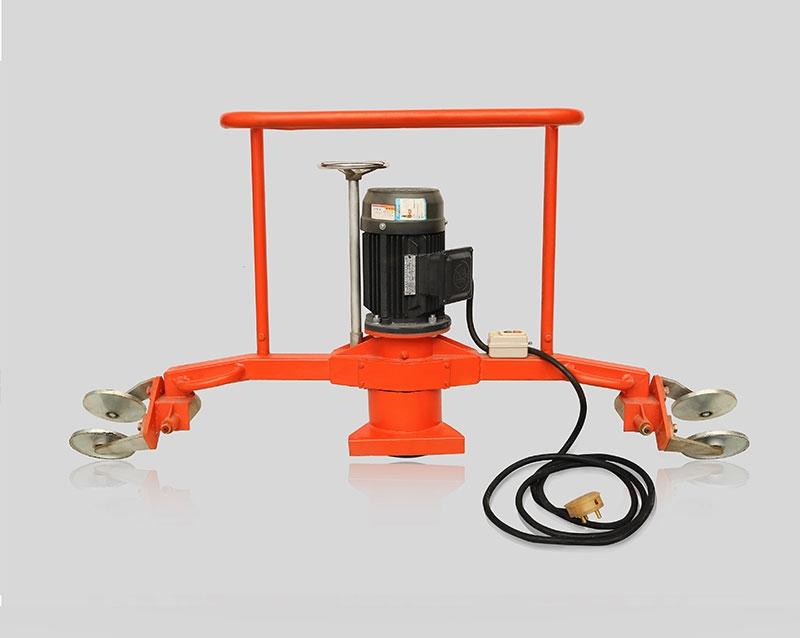 FMG-2.2型电动钢轨仿形打磨机