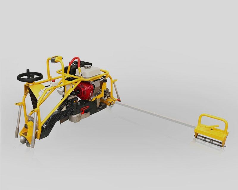 NGM-5.1型内燃钢轨精磨机