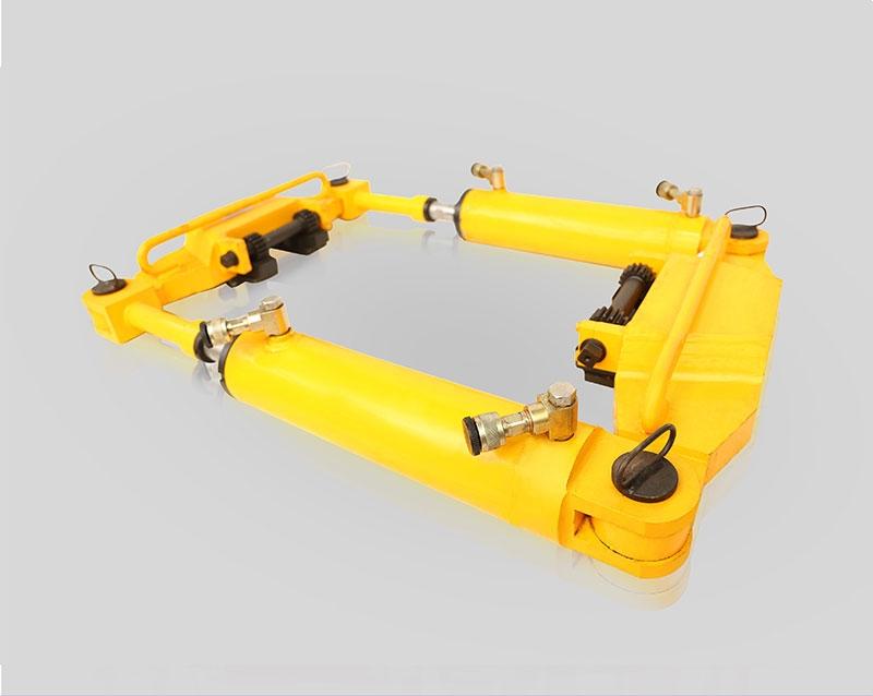 LG-600型液压钢轨拉伸器
