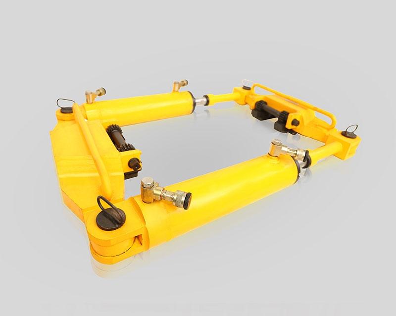 LG-900型液压钢轨拉伸机